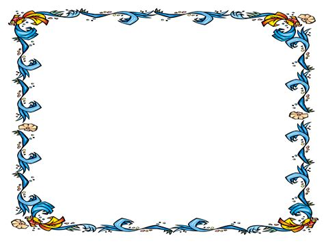 certificate borders templates for word clipart best