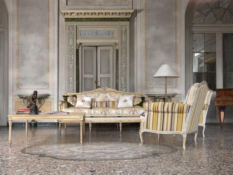 struttura divano divano classico struttura in legno per salotti di lusso