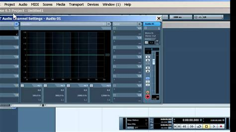 youtube tutorial cubase 5 how to setup insert and send effects in cubase youtube