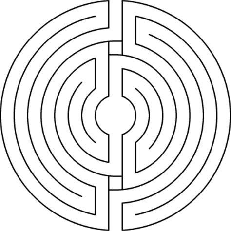 printable maze with multiple exits fine labyrinth template photos resume ideas namanasa com