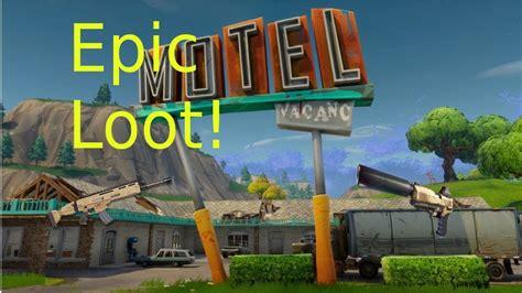 motel best fortnite motel is the best location