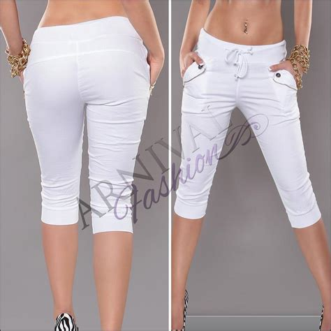 New Cropped For new 3 4 cropped casual capris