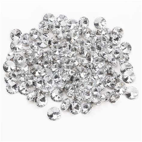 rhinestone upholstery buttons crystal rhinestone diamante round buttons headboard