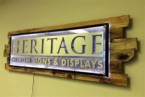 No Backlite Led Sign led signs dc backlit signs for your lobby