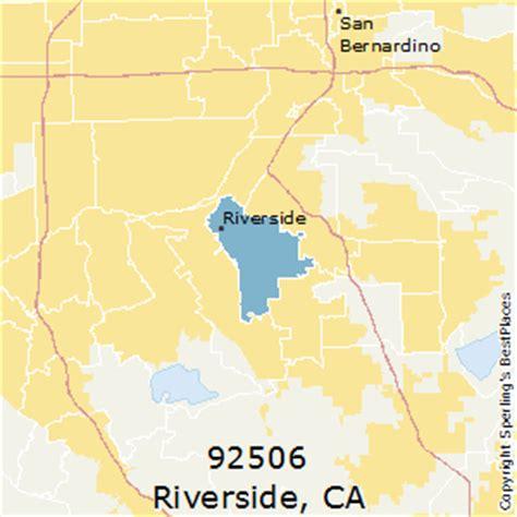 zip code map riverside county best places to live in riverside zip 92506 california