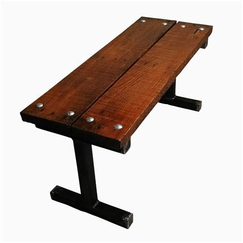 pictures of wooden benches buy a handmade reclaimed pallet wood bench with carriage