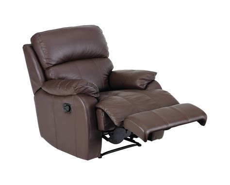 manual reclining chairs paris manual recliner chair cat 35 leather hills