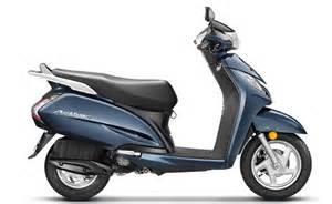 Honda Activa Design Honda Motorcycle Activa 125cc Deluxe In India