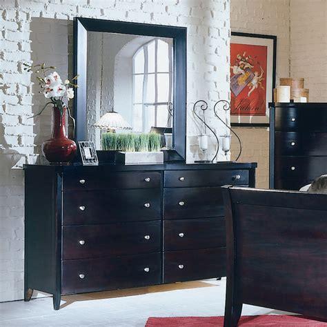 portofino bedroom set portofino elegant black merlot finish bedroom furniture
