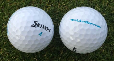 golf balls for slow swing speed srixon ultisoft golf ball review golfalot