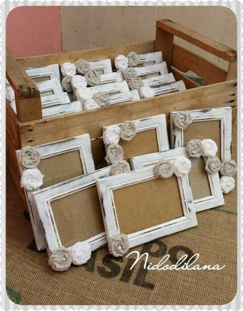 cornici bianche per foto 1000 idee su cornici di legno per foto su