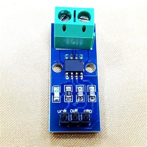 Acs712 20 Effect Current Sensor Arus 20a jual acs712 current sensor 20a current sensor arus for arduino rajacell bekasi