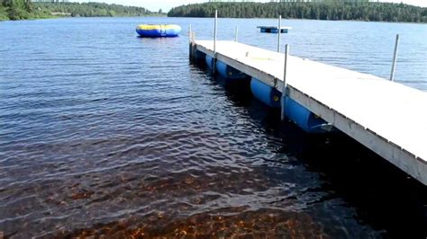 boat dock using plastic barrels how to build a floating dock using barrels you