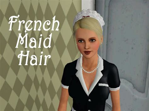 french maid hairstyles french maid hairstyles aya s af french maid hair