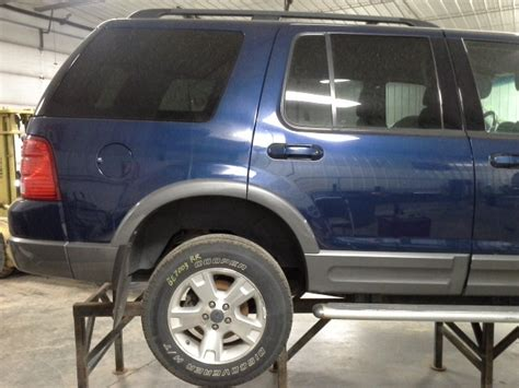 auto body repair training 2004 ford explorer head up display 2004 ford explorer rear axle shaft left