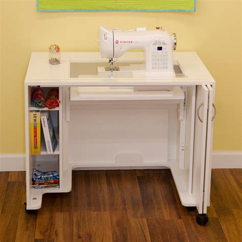 sewing machine cabinets and tables arrow mod airlift sewing cabinet sewing furniture at
