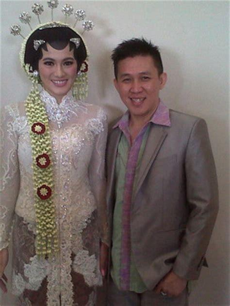 Sanggul Dewi Anak foto pernikahan dude harlino alyssa soebandono kental dengan nuansa islami berita update