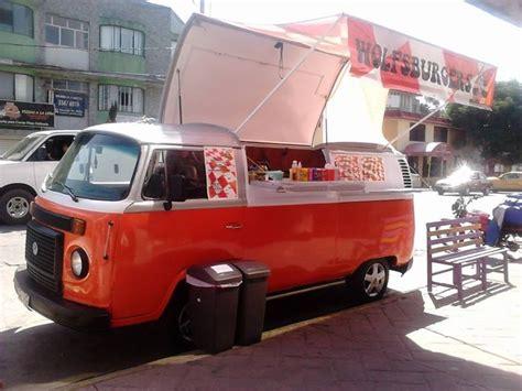 volkswagen kombi food truck wolfsburgers foodtruck vw combi kombi food cafee