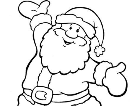 imagenes de santa claus para copiar 30 desenhos de papai noel para colorir cantinho do