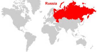 Russia World Map by Russia Map And Satellite Image