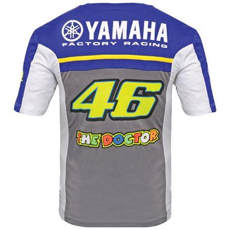 Tshirt Powersports vr46 46 yamaha t shirt vr46 from 195 mph uk