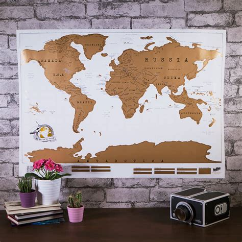 Images Of Home Interior Decoration my scratch map buy from prezzybox com