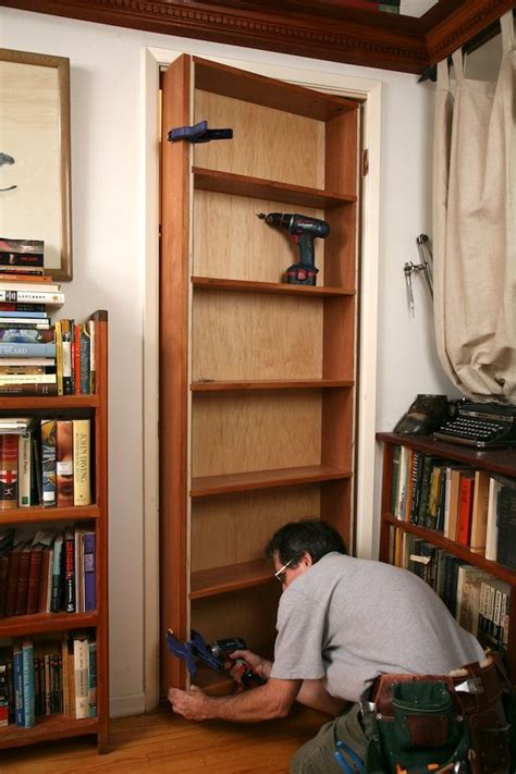 plans for bookcase door woodworking projects plans