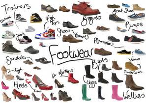 All Types Of All Different Kinds Of Footwear Jaibee Design
