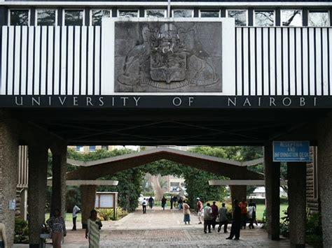 Uon Mba Application Form by Of Nairobi Leads In East Africa College Of
