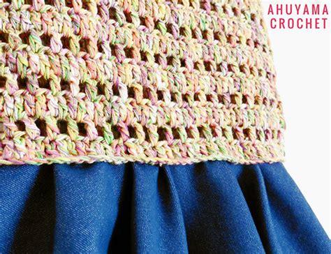 tutorial de blogger 2015 craft lovers vestido para ni 241 as por ahuyama crochet