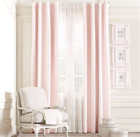 restoration hardware baby curtains linen cotton drapery panel drapery restoration