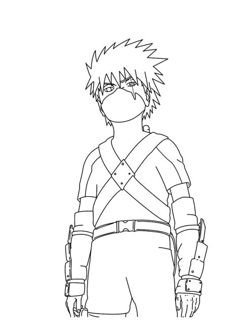 naruto coloring pages coloringpages1001 com
