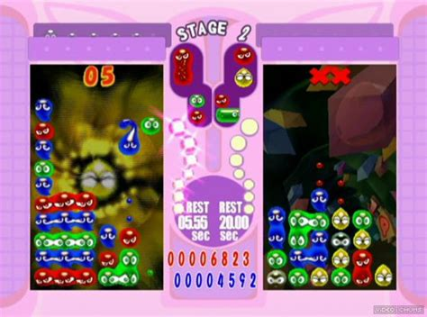 puyo puyo fever touch apk puyo pop fever review gamecube chums