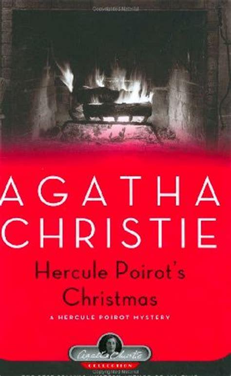 libro hercule poirots christmas poirot hercule poirot s christmas christie agatha
