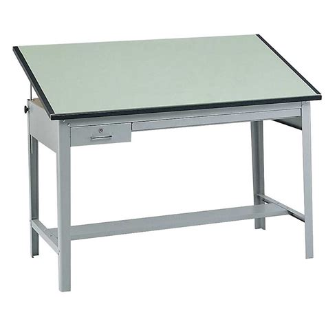 Steel Drafting Table Metal Drafting Tables