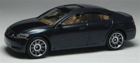 Matchbox 55th Anniversary Lexus Gs430 lexus gs430 2006 matchbox cars wiki