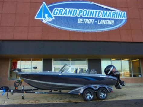 ranger bass boats for sale michigan 2018 new ranger 620fs fisherman620fs fisherman bass boat