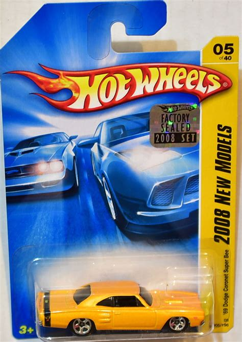 Wheels 69 Corvette Factory Sealed Us Card wheels 2008 new models 69 dodge coronet bee