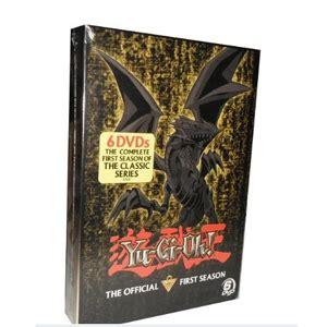 Dvd Box Yu Gi Oh Yu Gi Oh Season 1 Dvd Box Set