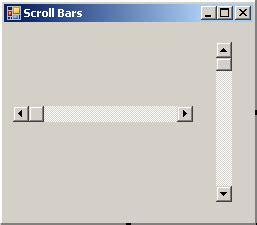 html tutorial scrollbar image gallery scroll bar