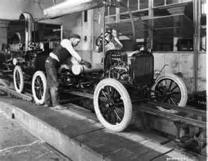 How Did Henry Ford Affect The Automobile Industry Henry Ford And The Assembly Line