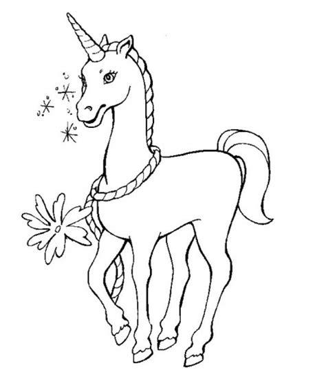 Dolce Baby Unicorno Disegno Da dolce unicorno disegno da colorare gratis disegni da