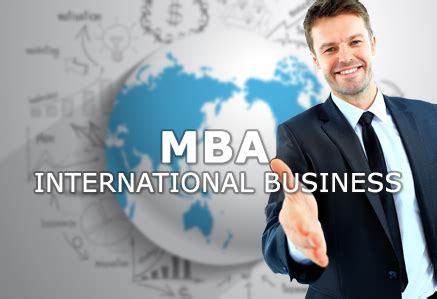 Mba Global Business by Will Completing The Top International Business Mba