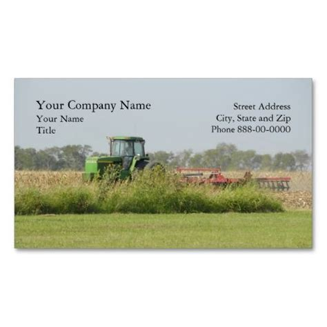 farm business cards templates 88 best farming business cards images on