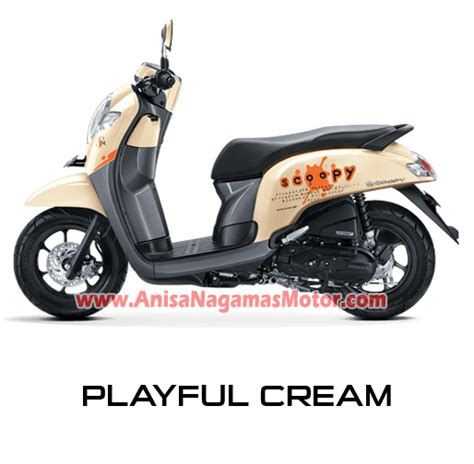Karpet Sepeda Scoopy scoopy esp playful dealer nagamas motor klaten