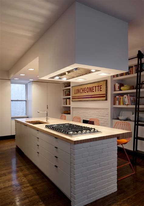 kitchen island ventilation ceiling cool stainless steel island vent with wooden cabinet kitchen island and cool