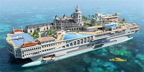 Is This The World's First Billion Dollar Yacht? (Photos)