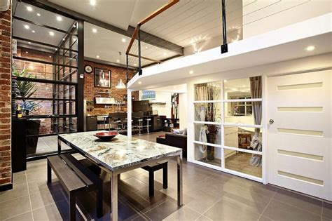 warehouse style home design warehouse conversion homedsgn