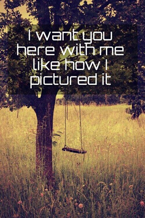 swing tree lyrics something great