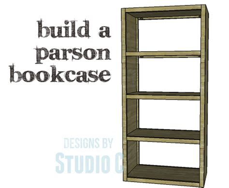 how to build a simple bookcase a simple bookcase to build with an open design